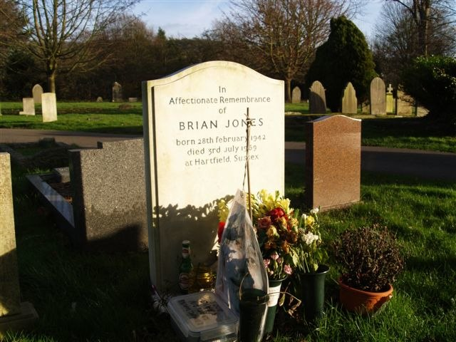 Brian Jones of the Rolling Stones - geograph.org.uk - 670236