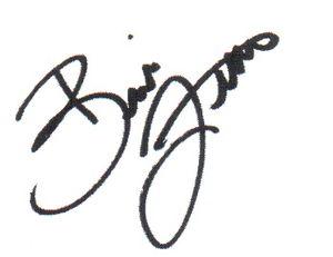 Brian Littrell - Image: Brian littrell signature