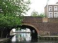 Bridge over Regent's Canal, Camden Road, NW1 (2) - geograph.org.uk - 1450813.jpg