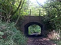 Bridleway under Disused Railway - geograph.org.uk - 326276.jpg