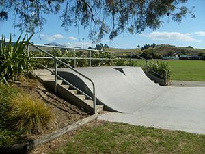 Brightwater - The Skatepark in the Brightwater Domain