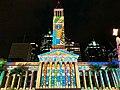 Brisbane City Hall light projection show 2018, 06.jpg