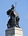 Britannia on Armada Memorial, Plymouth Hoe.jpg