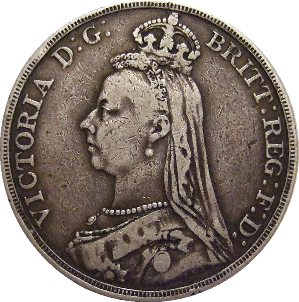 Crown (British coin) IMAGES VIDEOS