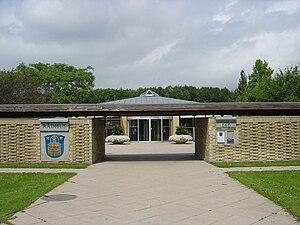 Brøndby Municipality - Brøndby Rådhus (town hall) on Park Allé