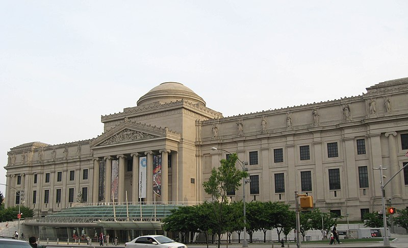 File:Brooklyn Museum June 2008 sunset jeh.JPG