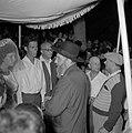 Bruiloft in de kibboets Yad Mordechai bij Asjkelon in het zuidwesten van Israel., Bestanddeelnr 255-4192.jpg