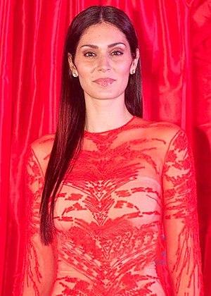 Bruna Abdullah - Abdullah at the launch of film Udanchhoo