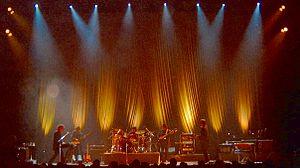 Never Ending Tour 2003 - Image: Brussels 2003