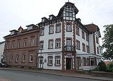 Hotel Frankfurt Buchen