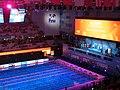 Budapest2017 fina world championships - 100backstroke - victory ceremony - Ryan Murphy.jpg