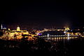 Budapest city view at night from Citadel.jpg