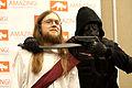 Buddy Christ & Resident Evil cosplayer.jpg