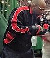Buddy McGirt warming up at Arnold Expo.jpg