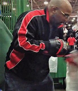 Buddy McGirt American boxer, boxing trainer