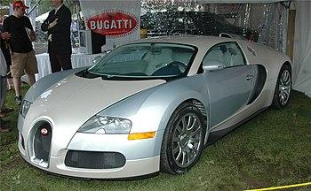 Bugati veyron wiki
