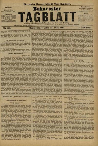 File:Bukarester Tagblatt 1882-06-08, nr. 123.pdf