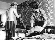 Bundesarchiv Bild 183-N0623-0006, Fußball-WM, Nationalmannschaft DDR