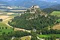 Burg Hochosterwitz, West-Ansicht.JPG