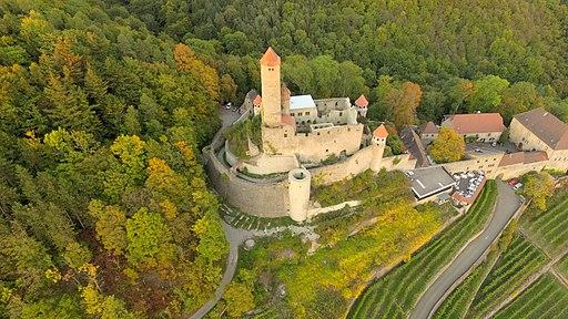 Burg Hornberg 2015-10-02
