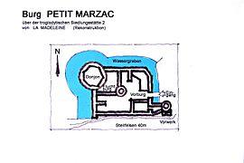 Burg Petit Marzac