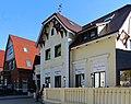 """Burg auf Fehmarn, das Restaurant """"Pfannkuchenhaus"""".JPG"""