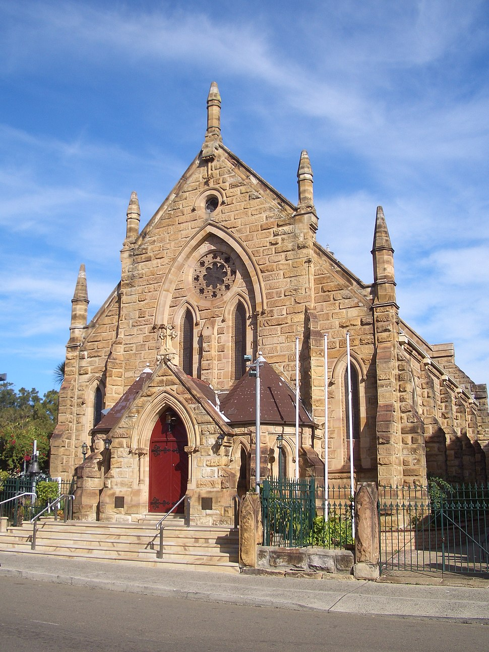 Greek Orthodox churches in New South Wales - Howling Pixel