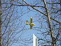 Bush plane over Sault Ste Marie 3.JPG