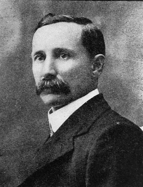 File:Businessman Thomas Ernest Bulcock who ran a General Store at Rosewood, ca. 1919 (5168300298).jpg