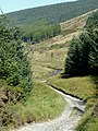 Byway descending to the Afon Tywi, Powys - geograph.org.uk - 1571326.jpg
