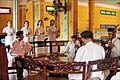 Cérémonie caodaïste (Tay Ninh, Vietnam) (6576340007).jpg