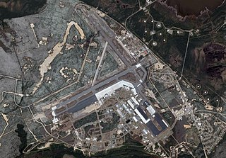 CFB Goose Bay Canadian air force base in Labrador, Canada