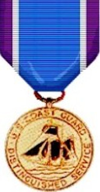 Awards and decorations of the United States Coast Guard - Image: CGDSM