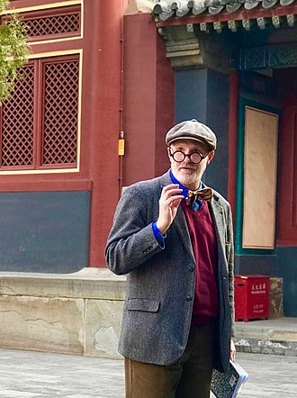 Anthony E. Clark - Anthony E. Clark, Beijing, 2018