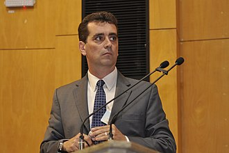 Bento Rodrigues dam disaster - Samarco president Ricardo Vescovi
