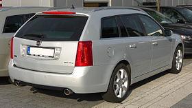 Cadillac BLS (exclusive pour l'Europe)  Cadillac  Autres marques Américaines