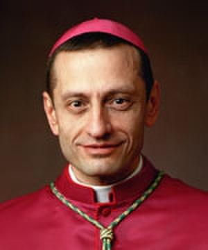 Frank Joseph Caggiano - Portrait of Bishop Caggiano