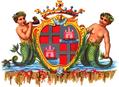 Cagliari-Stemma sabaudo da L'archivio comunale di Cagliari (cropped).png