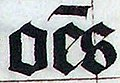 "Calligraphy.malmesbury.bible.arp (cropped) - Scribal abbreviation ""oes"" for ""omnes"".jpg"