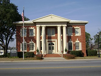 Camilla, Georgia - Camilla City Hall