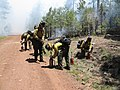 Camillo Fire 2015-06-22 Burnout Operations (19091820905).jpg
