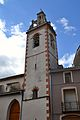 Campanar de l'església de sant Roc de Benialí.JPG