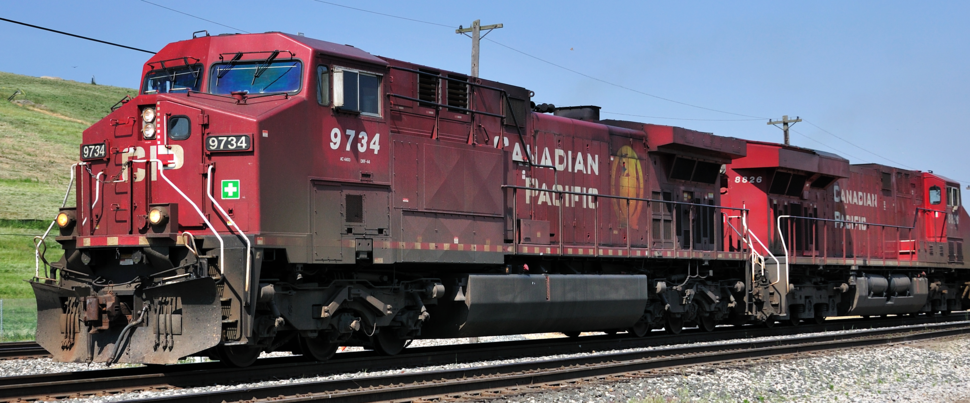 Canadian Pacific locomotives