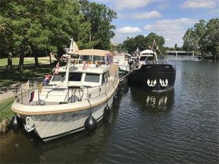 Canal du Nivernais canal