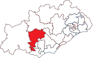 Canton of Cazouls-lès-Béziers Canton in Occitanie, France
