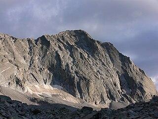 Capitol Peak (Colorado) 14,137-foot mountain in Colorado, United States