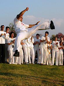 Capoeira Martial Arts In Kansas City