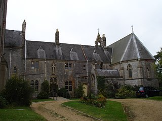 Carisbrooke Priory