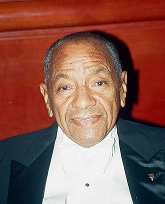 Carl Rowan - Rowan in 1997