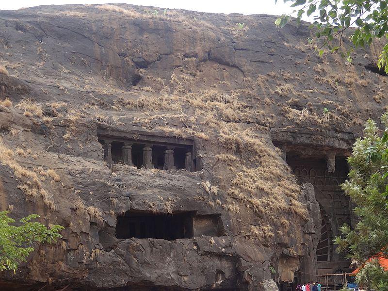 File:Carla and Bhaja Cave.jpg